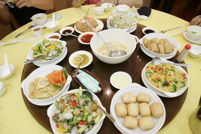 Mangiare e bere for Cibo cinese menu